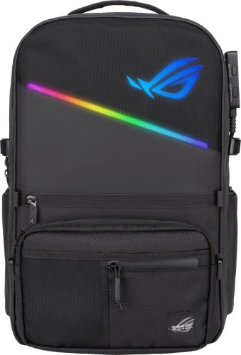 ASUS ROG Ranger BP3703 backpack Polyester, Thermoplastic polyurethane (TPU) Black