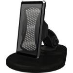 Allsop Universal car dash mount Car Active holder Black, Stainless steel