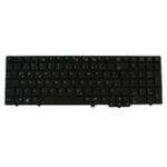 HP 583293-031 English Black keyboard