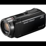 JVC GZ-R401BEU camcorder 2.5 MP CMOS Handheld camcorder Black Full HD