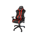 Sandberg Commander Gaming Chair Black/Red office/computer chair