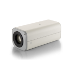 LevelOne Zoom Network Camera, 5-Megapixel, PoE 802.3af, Day & Night, 12x, WDR