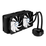 ARCTIC Liquid Freezer 240 - Multi-Compatible All-in-One CPU Water Cooler