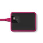 Western Digital WD Grip Pack 2TB/3TB Slate HDD enclosure Black,Pink