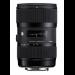 Sigma 18-35mm F1.8 DC HSM IP Camera Standard lens Black