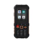 "RugGear RG170 6,1 cm (2.4"") Single SIM 4G Micro-USB 1 GB 8 GB 2800 mAh Zwart, Geel"