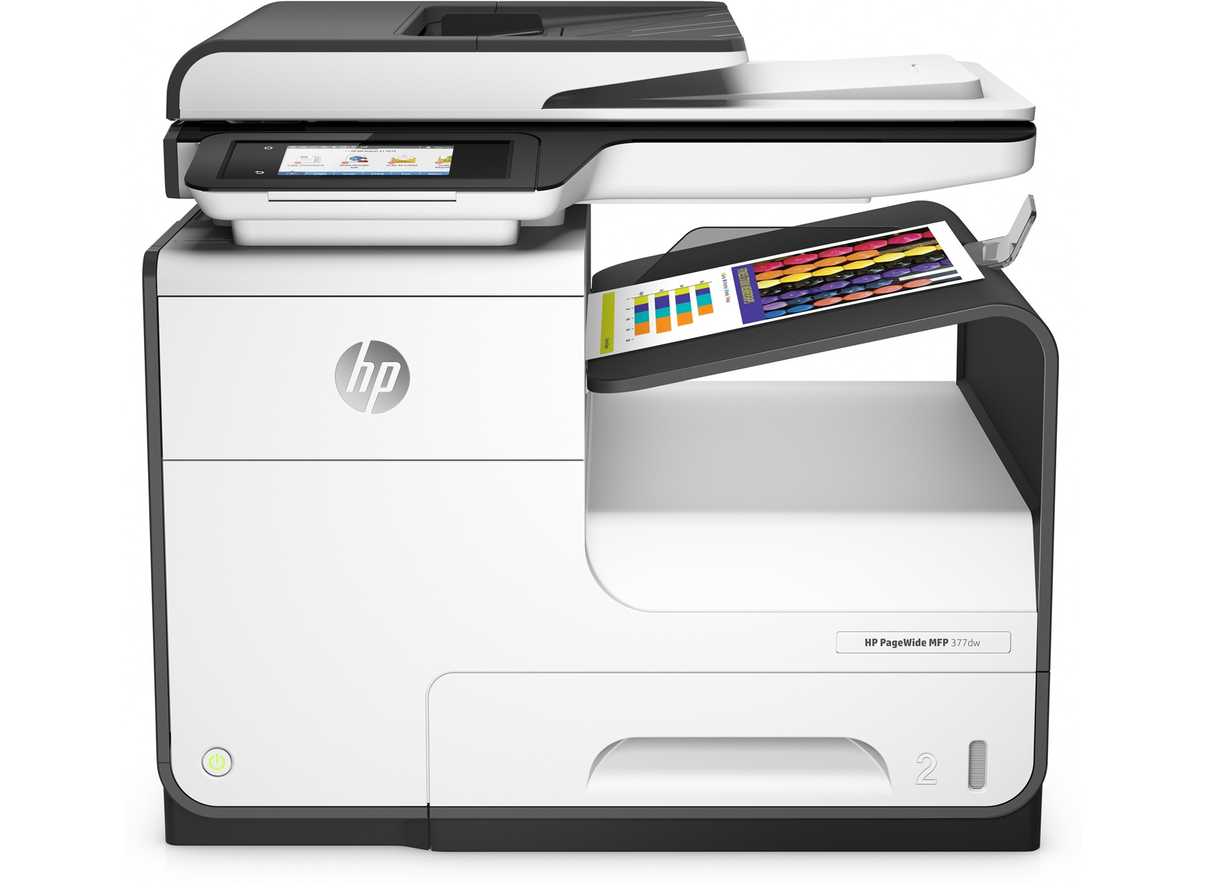 HP PageWide 377dw 2400 x 1200 DPI 30 ppm A4 Wifi