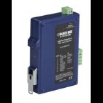 Black Box MED102A serial converter/repeater/isolator RS-232/422/485 Fiber (SC) Blue