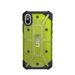"Urban Armor Gear Plasma mobile phone case 14.7 cm (5.8"") Cover Black,Lime"