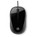 HP H2C21AA USB Optical Black mice