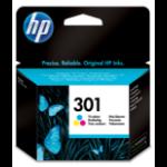 HP 301 Origineel Cyaan, Magenta, Geel 1 stuk(s)