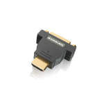 iogear GHDMDVIF cable interface/gender adapter HDMI DVI-D Black