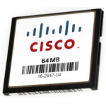 Cisco MEM-C4K-FLD64M= networking equipment memory 64 MB 1 pc(s)