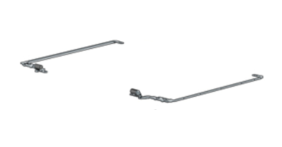 HP 834909-001 notebook spare part Hinge