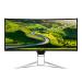 "Acer XR XR382CQK 37.5"" 4K Ultra HD IPS Black,Silver computer monitor"