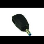 2-Power TIP5037A 19.5V Black notebook power tip