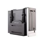 StarTech.com CPUWALLMNT CPU holder Wall-mounted CPU holder Black