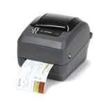Zebra GX430t label printer Thermal transfer 300 Wired