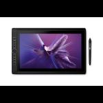 "Wacom MobileStudio Pro DTHW1621HK0A graphic tablet 5080 lpi 13.6 x 7.64"" (346 x 194 mm) USB/Bluetooth Black"