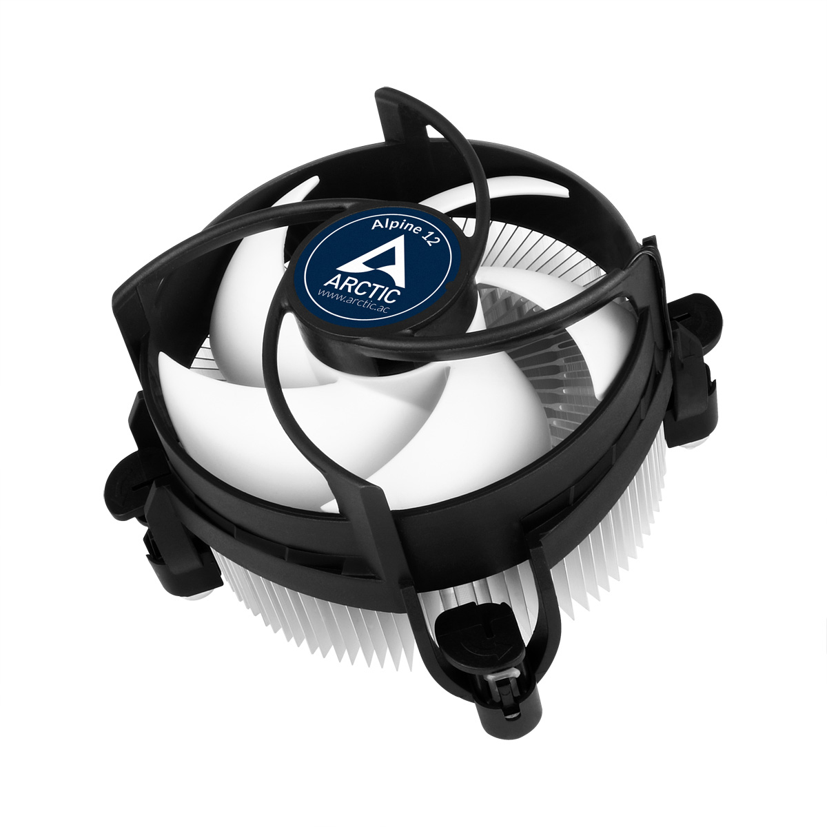 ARCTIC Alpine 12 – Compact Intel CPU Cooler