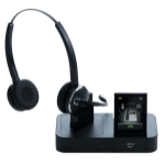 Jabra Pro 9460 Duo Binaural Black headset