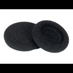 Sennheiser HZP 13 headphone pillow Black Polyurethane 2 pc(s)