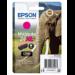 Epson Elephant Cartucho 24XL magenta (etiqueta RF)