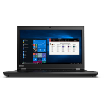 "Lenovo ThinkPad P73 Black Mobile workstation 17.3"" 1920 x 1080 pixels 9th gen Intel® Core™ i7 i7-9850H 16 GB DDR4-SDRAM 512 GB SSD"
