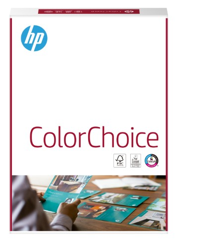 HP Color Choice 500/A4/210x297 printing paper A4 (210x297 mm) 500 sheets White