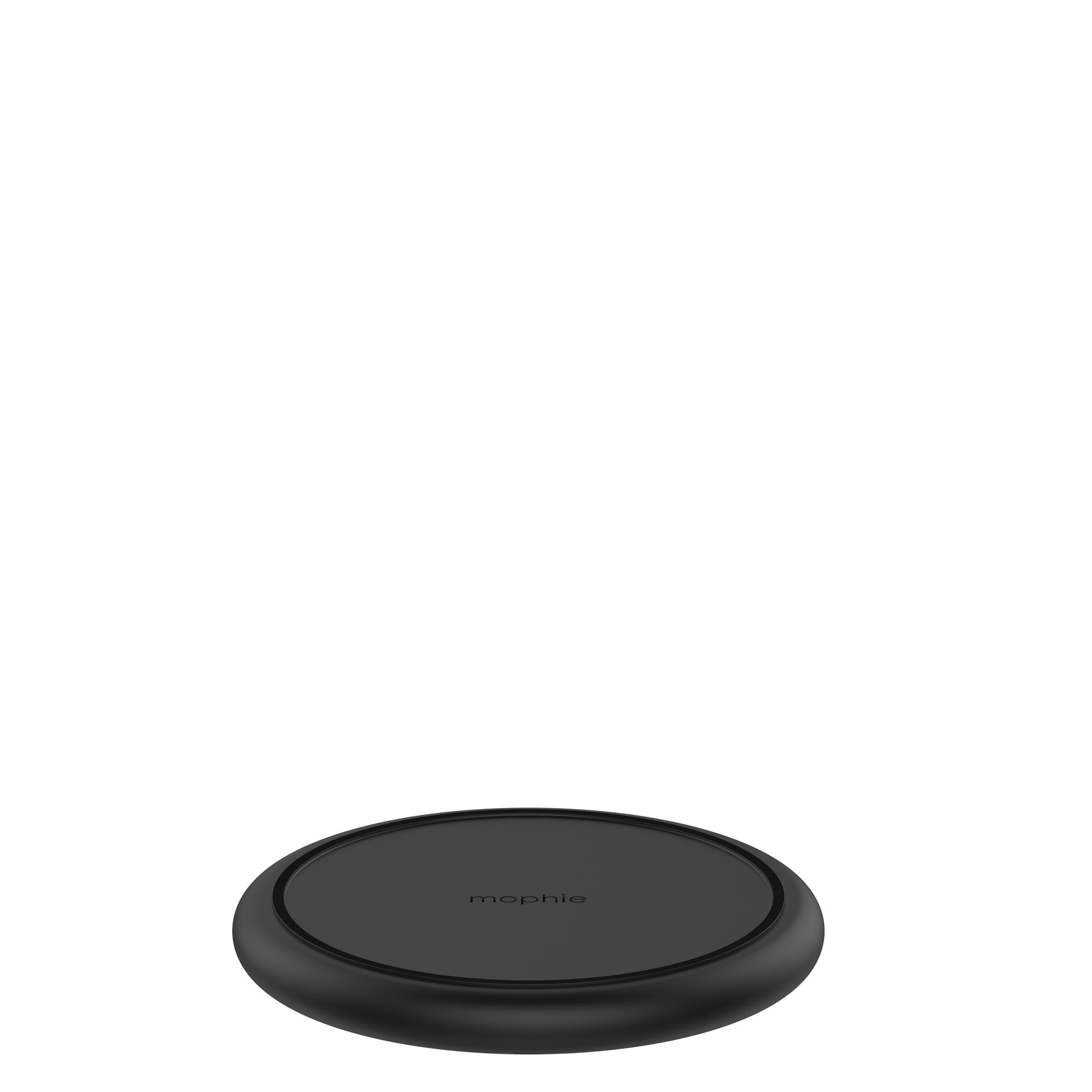 Mophie 409901484 cargador de dispositivo móvil Interior Negro