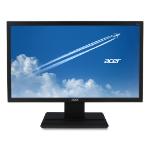 """Acer V6 V246HL bip computer monitor 24"""" Full HD LED Flat Black"""