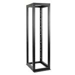Tripp Lite 58U Heavy-Duty 4-Post SmartRack Open Frame Rack - Organize and Secure Network Rack Equipment