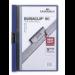Durable Duraclip 60 report cover Blue, Transparent PVC