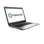 "HP ProBook 650 G2 2.3GHz i3-6100U 15.6"" 1366 x 768pixels Black,Silver Notebook"