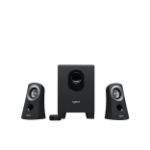 Logitech Z313 25W Black 2.1channels speaker set