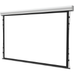 "Metroplan Tab Tension 92"" 16:9 White projection screen"