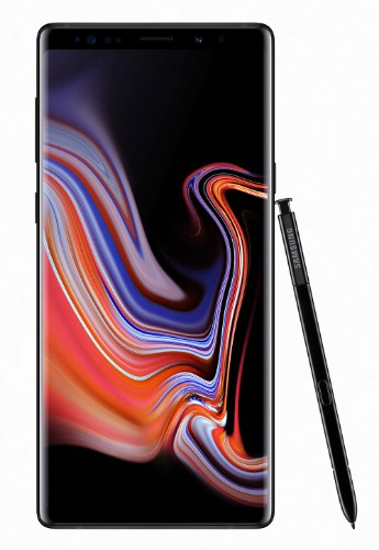 "Samsung Galaxy Note9 SM-N960F 16.3 cm (6.4"") Dual SIM Android 8.1 4G USB Type-C 8 GB 512 GB 4000 mAh Black"