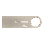 Kingston Technology DataTraveler SE9 USB flash drive 16 GB USB Type-A 2.0 Zilver