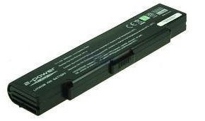 2-Power CBI0917B Lithium-Ion (Li-Ion) 4400mAh 11.1V rechargeable battery