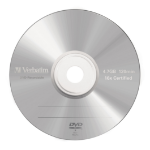 Verbatim DVD-R Matt Silver 4.7 GB 5 pc(s)