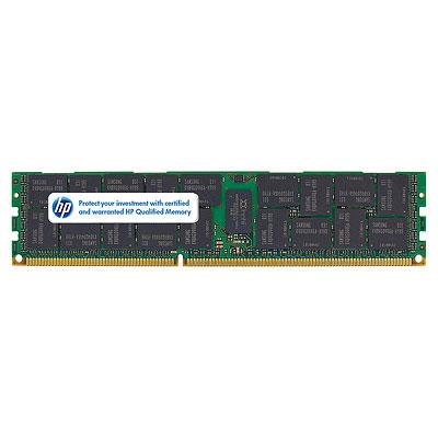 Hewlett Packard Enterprise 16GB (1x16GB) 2R x4 PC3L-10600R (DDR3-1333) RDIMM CL9 LV 16GB DDR3 1333MHz memory module