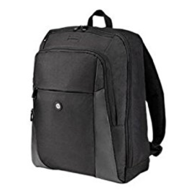HP 679923-001 backpack Black,Grey