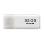 Toshiba THN-U202W0320E4 32GB USB 2.0 Type-A White USB flash drive