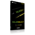 Corsair ValueSelect 4GB, DDR4, 2400MHz memory module