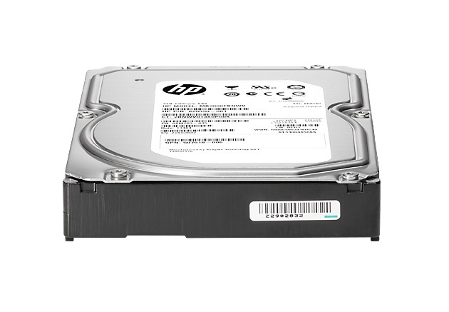 Hewlett Packard Enterprise 250GB SATA II HDD