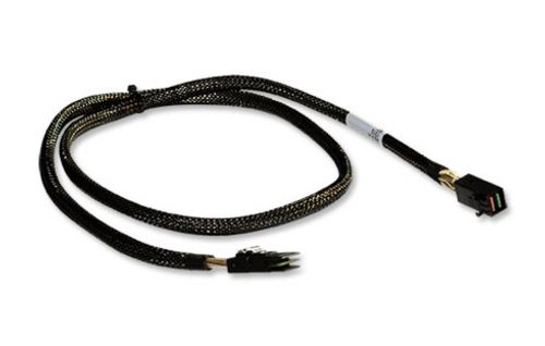 Broadcom 05-26118-00 Serial Attached SCSI (SAS) cable Black 0.8 m