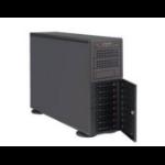 Supermicro SuperServer 7048R-TR LGA 2011-v3 4U Black