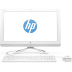 "HP 24 -g006na 1.6GHz J3710 23.8"" 1920 x 1080pixels Blue, White All-in-One PC"
