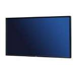 "NEC MultiSync® P461 - 46"" Full HD - Protective Glass Public Display"