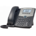 Cisco SPA512G 1lines LCD Wired handset Black, Silver IP phone